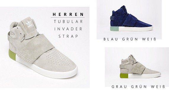 adidas Tubular Sneaker für je 39,90€ bei vente privee