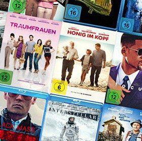 4 für 2 Aktion für Blu rays und DVDs beim Media Markt