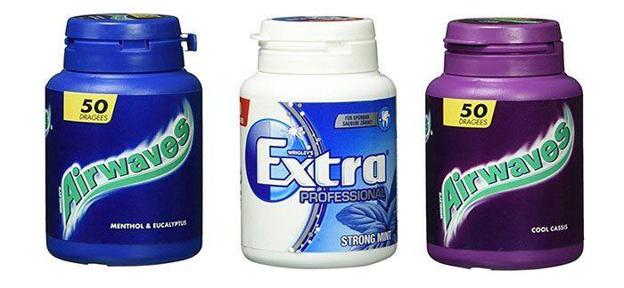 4er Pack Wrigleys Kaugummis ab 5,57€ dank 25% Spar Abo Extra Rabatt