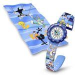 Flik flak Kinder-Uhren Sale bei vente-privee – z.B. Looney Tunes Box für 25,90€ (statt 52€)