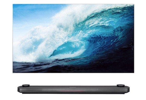 LG OLED 65W7V   extrem dünner OLED Fernseher mit 65 Zoll für 2.999€ (statt 3.799€)