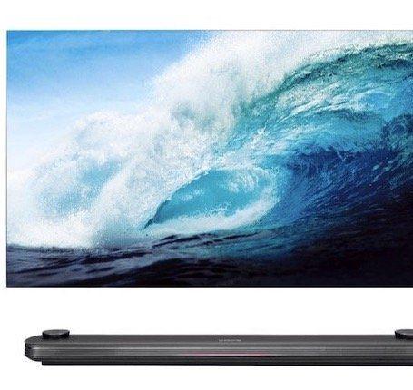 LG OLED 65W7V   extrem dünner OLED Fernseher mit 65 Zoll ab 3.799€ (statt 4.657€)