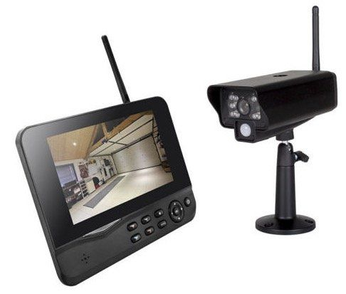 Comag SecCam11 Funk Kamerasystem für 77€