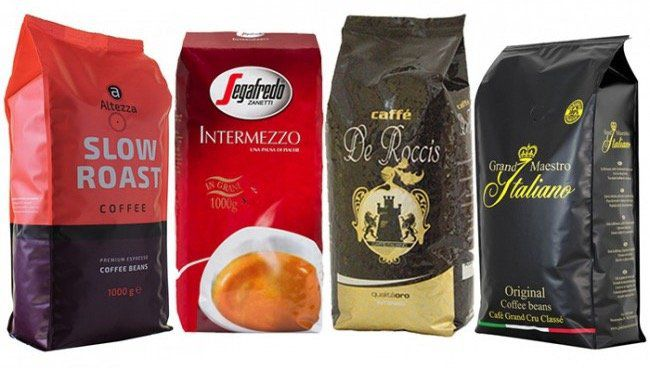 4kg Kaffee Probierpaket Different Tastes für 39,99€
