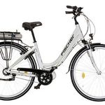 Fischer Ecoline ECU 1603 City Damen E-Bike für 939,99€ (statt 1.040€)