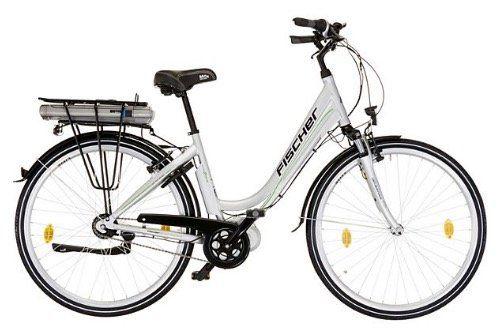 Fischer Ecoline ECU 1603 City Damen E Bike für 939,99€ (statt 1.040€)