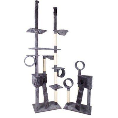 Kletterbaum für Katzen Höhe bis 250cm für 49,99€ (statt 59€)
