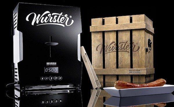 Severin Wurster WT 5000 für 264,99€ (statt 299€)