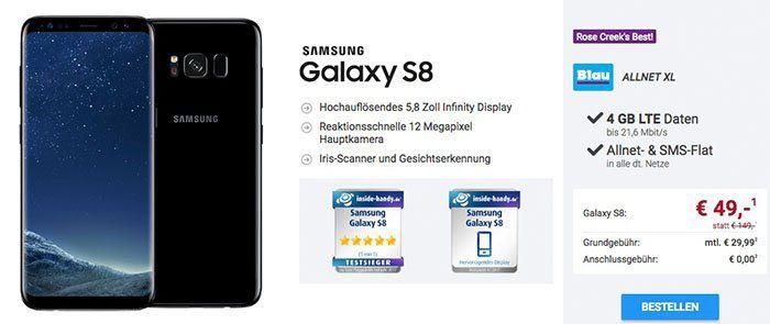 Glorreiche Samsung Deals bei Sparhandy   z.B. Vodafone 12GB LTE + Galaxy Book für 634,71€ (Wert Galaxy Book 650€)