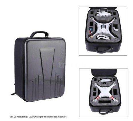DJI Phantom 3 Transportkoffer mit Schulterriemen für 25,99€ (statt 70€?)