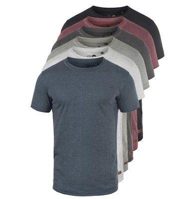 Solid Tao T Shirts mit Rundhalsausschnitt für je 9,95€ (statt 16€)
