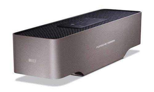KEF Porsche Design Gravity One Bluetooth Lautsprecher für 244€ (statt 349€)