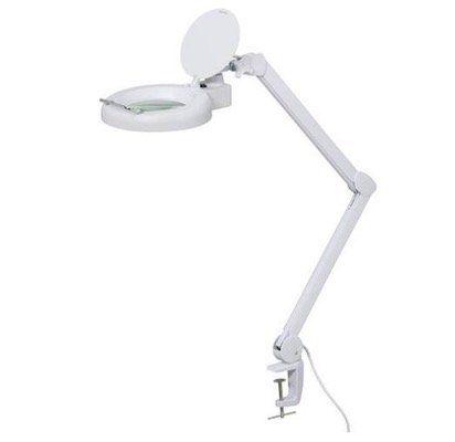 Toolcraft LED Lupenleuchte mit Klemmhalterung für 39,99€ (statt 80€)