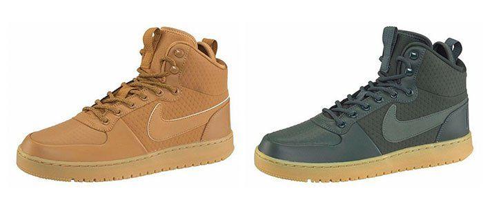 Nike Court Borough Mid Winter Sneaker für 80,99€ (statt 96€)