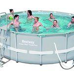 Knaller! Bestway Frame Pool Power Steel Set mit Filterpumpe und Zubehör für 167,45€ (statt 370€)