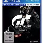 Gran Turismo: Sport Day One Edition (PS4) inkl. Preorder-Bonus für 49,90€ (statt 58€)