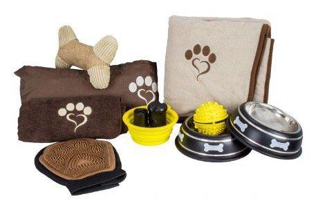 Pets Collection Haustierzubehör Set 10 teilig für 24,12€
