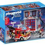Playmobil City Action – Feuerwehr Mega Set (9052) für 39€(statt 63€)