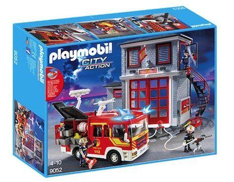 Playmobil City Action   Feuerwehr Mega Set (9052) für 39€(statt 63€)