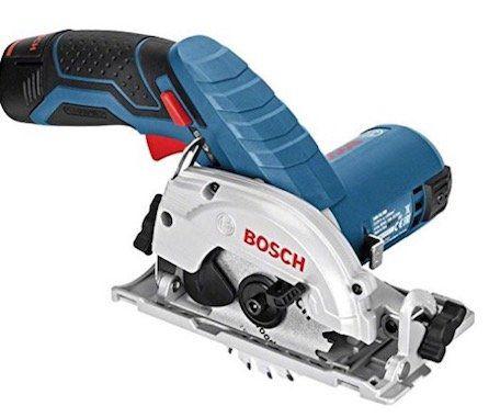 Bosch Akku Kreissäge GKS 10,8V 26 (Solo Version, L BOXX, ohne Akku) für 75,73€ (statt 90€)