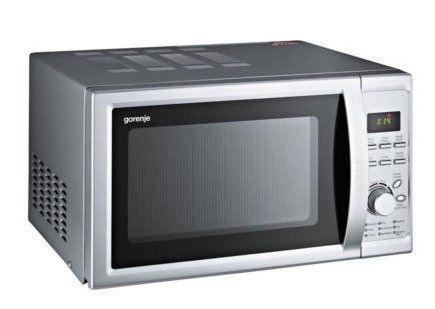 Gorenje MO 20 DSII Mikrowelle mit 700W für 49,90€ (statt 69€)