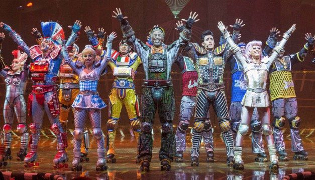 Günstige Starlight Express Tickets ab 43€ bei vente privee