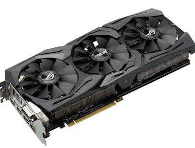 ASUS GeForce GTX 1080 STRIX Advanced 8GB für 505€ (statt 588€) + gratis Assassins Creed + Destiny 2