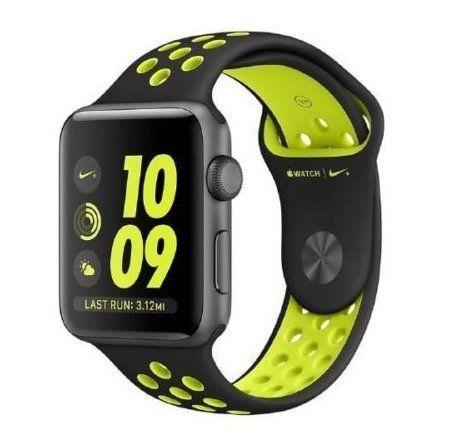 Mega Knaller! Apple Watch Series 2 Nike+ 42mm mit Sportarmband für 295€ (statt 429€)