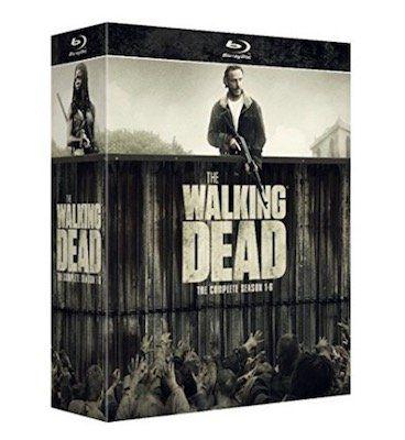 Fehler? The Walking Dead Staffel 1 bis 6 auf Blu ray für 21,44€ (statt 110€)