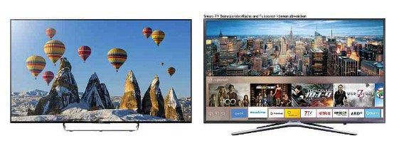 10% auf alle Fernseher bei OTTO   z.B. Samsung UE49MU6279 für 611,99€ (statt 680€)