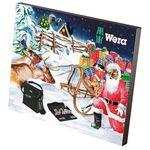 Wera Werkzeug-Adventskalender 2017 für 39,34€ (statt 46€)