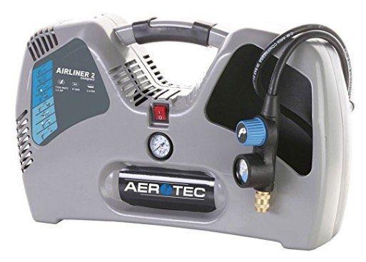 Aerotec Druckluft Kompressor 2 l Airliner 2 für 64,44€ (statt 99€)