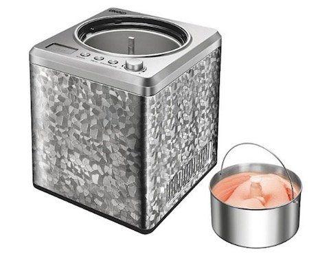 Unold Eismaschine Profi mit Kompressor für 2 L Eiscreme für 229,99€ (statt 285€)