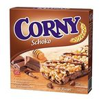 Schnell? 30er Pack Corny Schoko Riegel für 4,69€