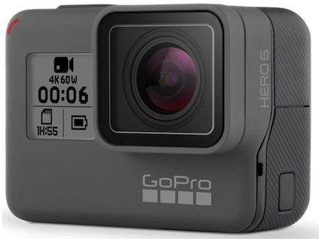 Vorbei! GoPro HERO6 Black Actioncam für 332,94€ (statt 397€)