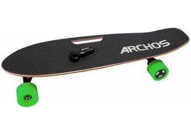 Archos Sk8   Elektro Skateboard mit bis zu 15 Km/h für 149€ (statt 199€)
