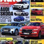 TOP! Auto Zeitung Jahresabo für 86,80€ inkl. 80€ Verrechnungsscheck