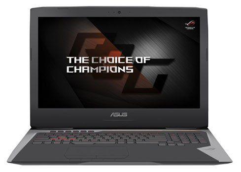Asus ROG G752VS BA337T Gaming Notebook mit GTX 1070 für 1.899€ (statt 2.147€)