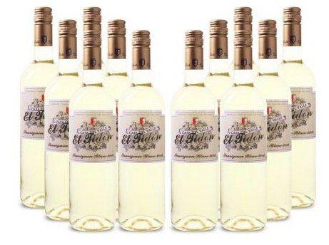12er Pakete Weiß  oder Rotwein im Vorteilspaket ab 34,99€ + kostenloser Versand
