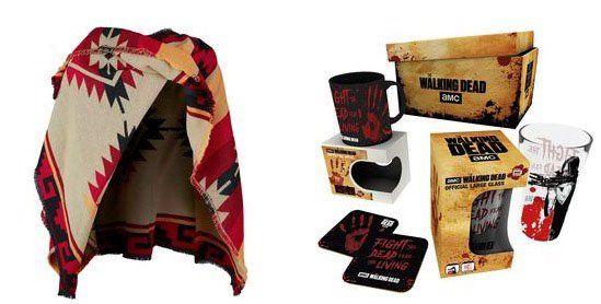 10% Rabatt auf The Walking Dead Fanartikel bei EMP   z.B. Bloody Hand Geschenkbox ab 22,49€ (statt 30€)