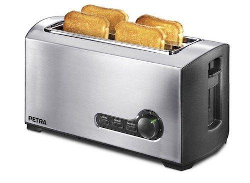 Petra Belluno Toaster für 29€ (statt 54€)