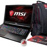 MSI GE63VR Gaming Notebook mit 120Hz Display und GTX 1060 + Gaming-Bundle für 1.333€ (statt 1.549€)