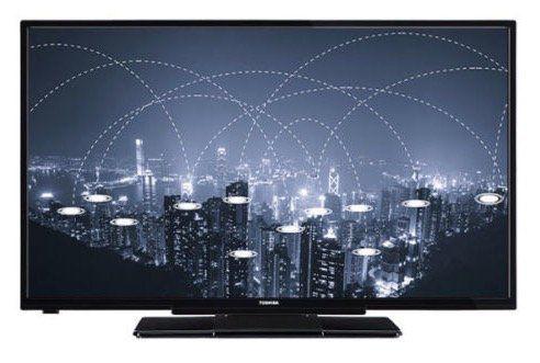 Toshiba 39L3663DA   39 Zoll Full HD Fernseher mit WLAN und Smart TV Funktionen für 254,15€ (statt 313€)