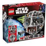 LEGO Star Wars Todesstern für 387,56€ (statt 460€) + 45,50€in Superpunkten