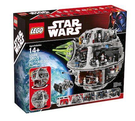 LEGO Star Wars Todesstern für 379,70€ (statt 420€)