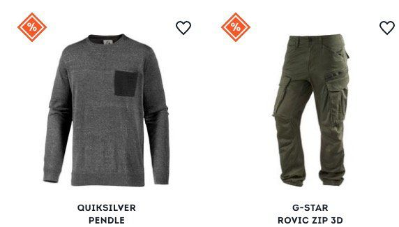 Großer SportScheck Sale mit  50% auf ausgewählte Artikel   z.B. adidas Design 2 Move Laufhose für 23,90€ (statt 30€)
