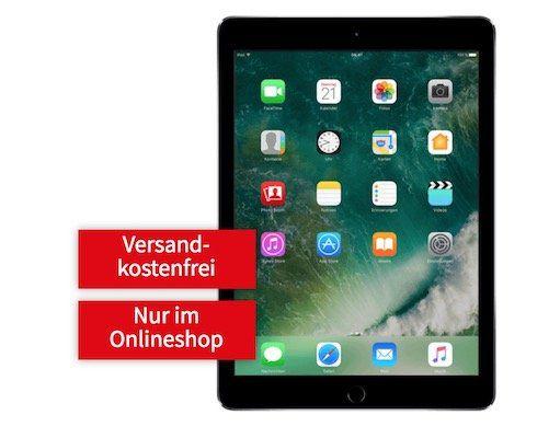iPad 2017 mit 32GB für 4,99€ + Telekom 10GB Datentarif für 19,99€ mtl.   Tipp!
