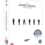 James Bond Collection 2017 auf Blu-Ray für 43€ (statt 71€)
