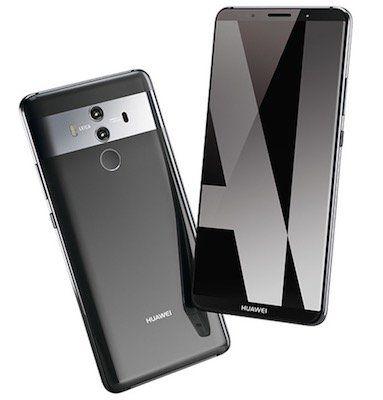 Silvester Knaller: Huawei Mate 10 Pro für 1€ + o2 Free M mit 10GB LTE für 39,99€ mtl.