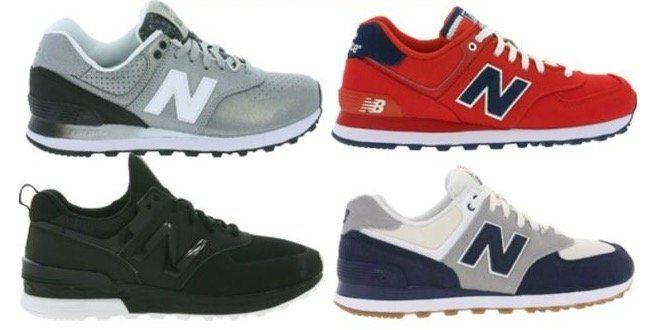 New Balance Sale für Damen und Herren Restgrößen ab 34,99€   z.B. New Balance 501 Herren Sneaker für 44,99€ (statt 73€)